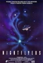 Nightflyers (1987) afişi