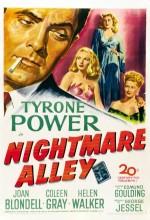 Nightmare Alley (1947) afişi