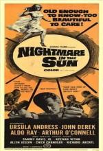 Nightmare in The Sun (1965) afişi