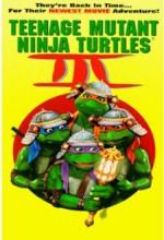 Ninja Kaplumbağalar 3 (1993) afişi