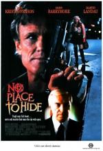 No Place To Hide (1993) afişi
