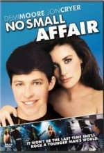 No Small Affair (1984) afişi