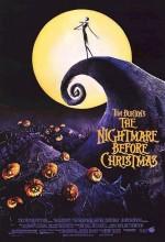 Noel Gecesi Kabusu (1993) afişi