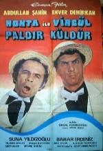 Nokta İle Virgül Paldır Küldür (1979) afişi