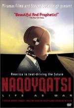 Naqoyqatsi (2002) afişi