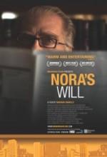 Nora's Will (2008) afişi