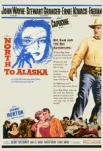 North To Alaska (1960) afişi