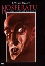 Nosferatu Bir Korkunun Senfonisi (1922) afişi