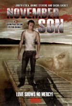 November Son (2008) afişi