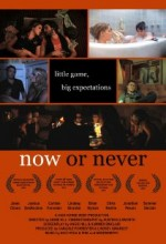 Now or Never (2009) afişi