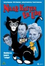 Når Katten Er Ude (1947) afişi