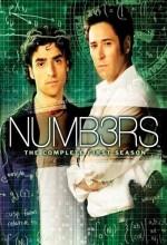 Numb3rs (2005) afişi