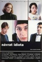 Návrat Idiota (1999) afişi