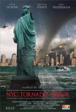 Nyc: Kasırga Dehşeti (2008) afişi