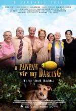 'n Paw-Paw Vir My Darling (2015) afişi