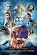 Narnia Günlükleri: Şafak Yıldızının Yolculuğu (2010) afişi