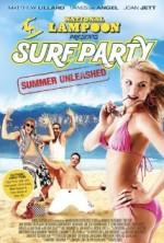 Sörf Partisi (2013) afişi