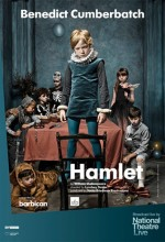 National Theatre Live: Hamlet (2015) afişi