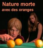 Nature morte avec des oranges (2016) afişi