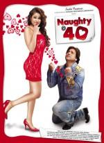 Naughty@40 (2011) afişi