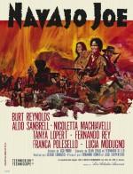 Navajo Joe (1966) afişi