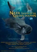 Naya Legend of the Golden Dolphin (2019) afişi