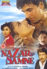Nazar Ke Samne (1994) afişi