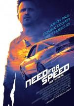Need for Speed: Hız Tutkusu (2014) afişi