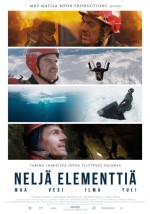 Neljä elementtiä - maa, vesi, ilma, tuli (2017) afişi