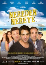 Nereden Nereye (2017) afişi