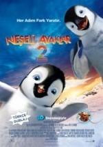 Neşeli Ayaklar 2 (2011) afişi