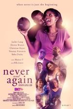 Never and Again (2021) afişi
