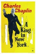 New York'da Bir Kral (1957) afişi