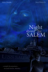 Night Aboard the Salem (2012) afişi