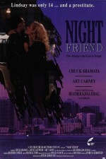 Night Friend (1988) afişi