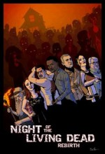 Night of the Living Dead: Rebirth (2017) afişi