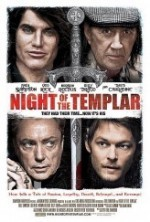 Night of the Templar (2013) afişi