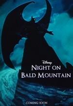Night on Bald Mountain  afişi