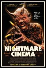 Nightmare Cinema (2018) afişi