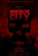 Nightmare City (2016) afişi