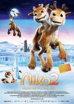 Niko 2: Küçük Kardeş, Tatlı Bela (2012) afişi