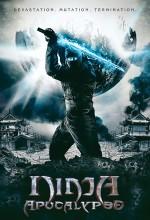 Ninja Apocalypse (2014) afişi
