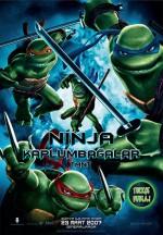 Ninja Kaplumbağalar (2007) afişi