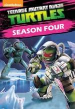 Ninja Kaplumbağalar Sezon 4 (2015) afişi