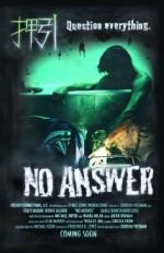 No Answer (2010) afişi