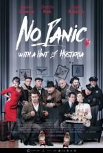 No Panic, With a Hint of Hysteria (2016) afişi