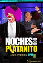 Noches con Platanito Sezon 9 (2016) afişi