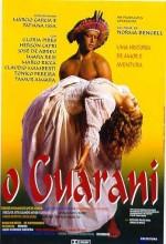 O Guarani (1996) afişi