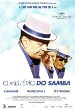 O Mistério Do Samba (2008) afişi