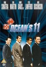 Ocean's Eleven (1960) afişi